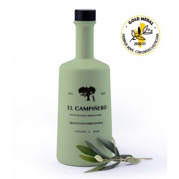 arbequina campo enguera gold medal